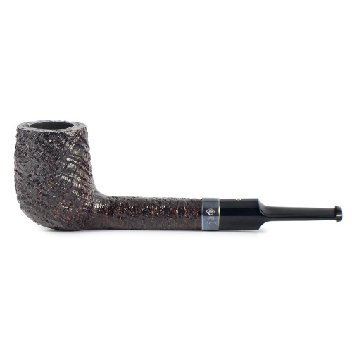 Курительная трубка Ashton Pebble Grain XXX Lovat Silver Band - 1136