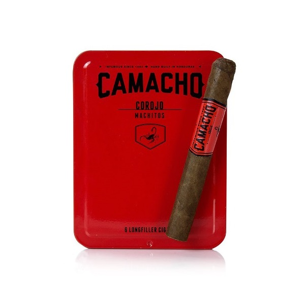 Сигариллы Camacho Corojo Machitos 6 шт.