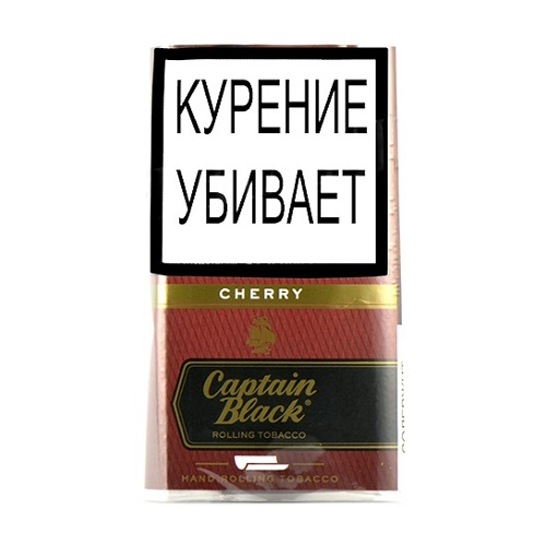 Табак для сигарет Captain Black Cherry - 30 гр