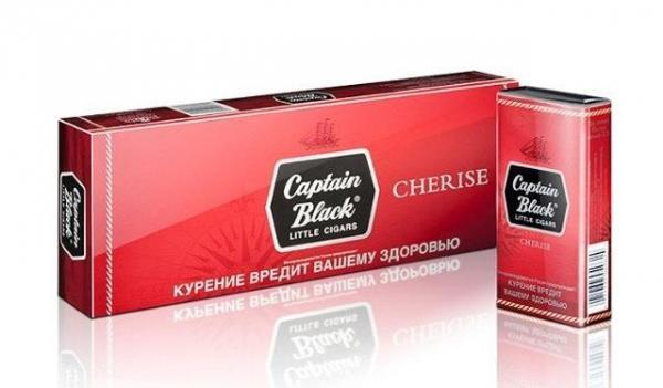 Сигариллы Captain Black Cherise 1 блок