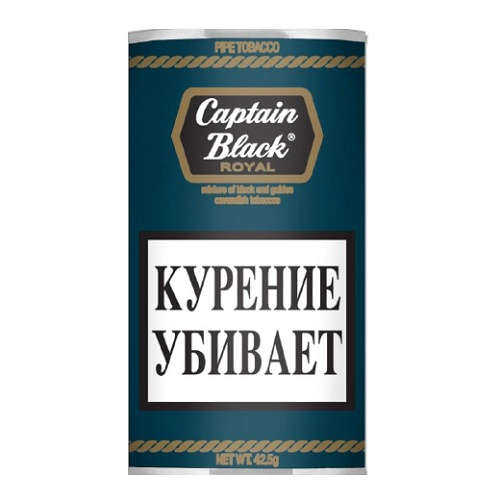 Табак для трубки Captain Black Royal