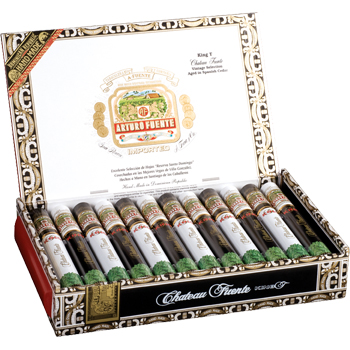 Сигара Arturo Fuente Chateau Fuente King T