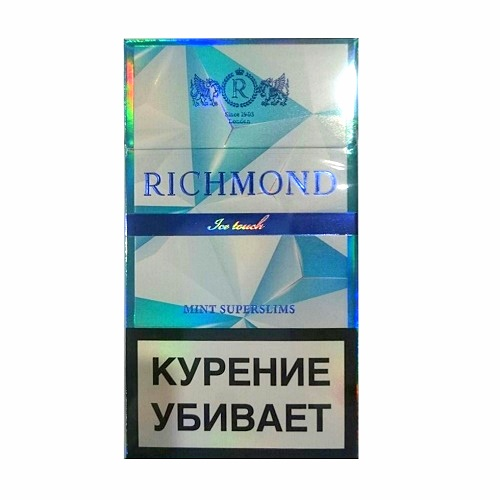 Сигареты Richmond Mint Superslims - 1 блок