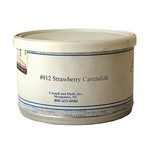 Табак для трубки Cornell & Diehl Strawberry Cavendish - 57 гр