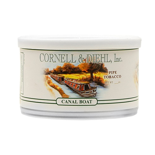 Табак для трубки Cornell & Diehl Tinned Blends Canal Boat - 57 гр