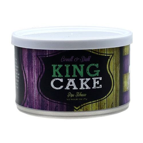 Табак для трубки Cornell & Diehl Cellar Series King Cake