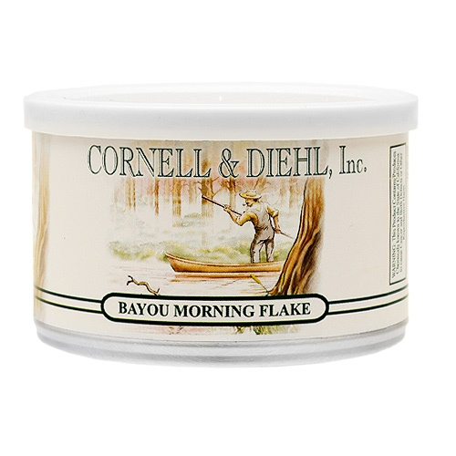 Табак для трубки Cornell & Diehl Bayou Morning Flake - 57 гр