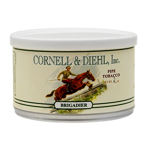 Табак для трубки Cornell & Diehl Tinned Blends Brigadier