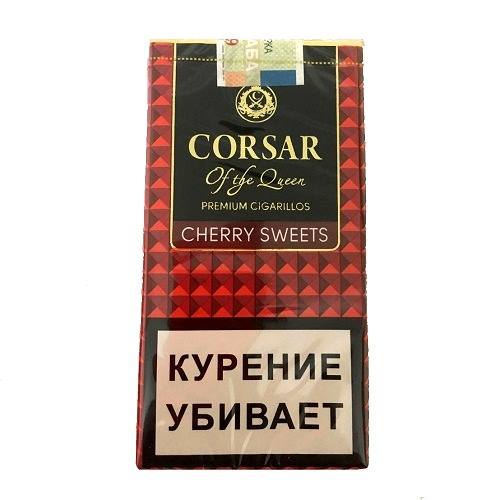 Сигариллы Corsar Limited Edition Cherry - 100 мм