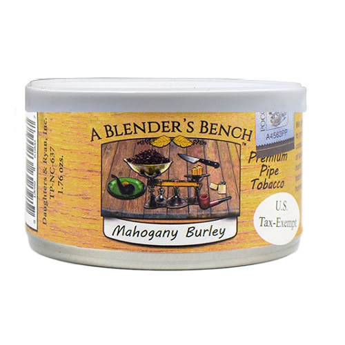 Табак для трубки Daughters & Ryan Blenders Bench Mahogany Burley - 50 гр