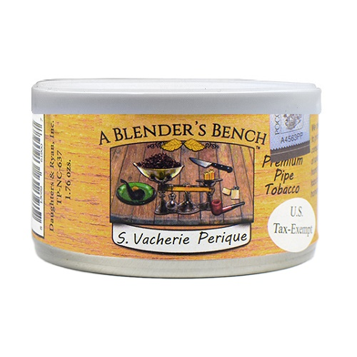 Табак для трубки Daughters & Ryan Blenders Bench S. Vacherie Perique - 50 гр