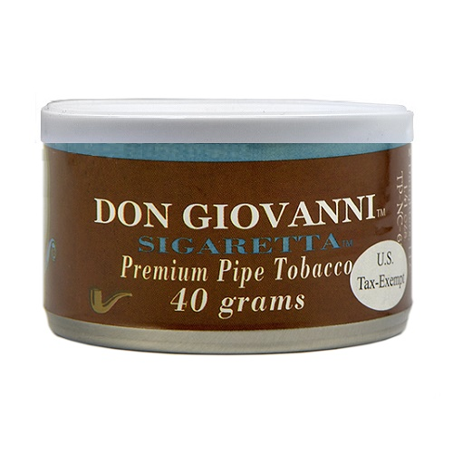 Табак для трубки Daughters & Ryan Cigar Leaf Blends Don Giovanni Sigaretta - 40 гр