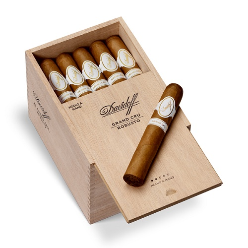 Сигары Davidoff Grand Cru Robusto - 25 шт