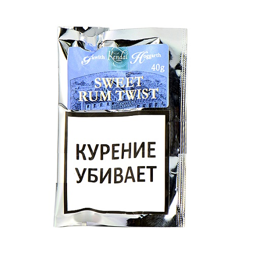Табак для трубки Gawith & Hoggarth Sweet Rum Twist - 40 гр
