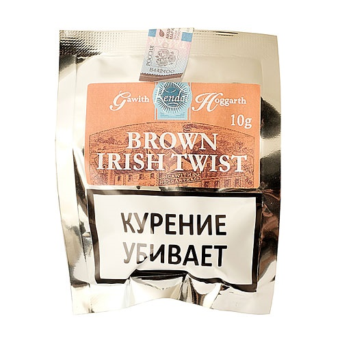 Табак для трубки Gawith & Hoggarth Brown Irish Twist - 10 гр