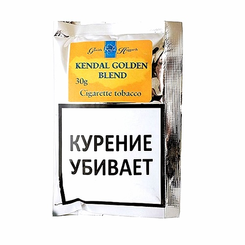 Табак для сигарет Gawith & Hoggarth Kendal Golden Blend