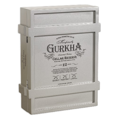 Сигары Gurkha Cellar Reserve 12 Platinum Double Robusto - 20 шт.