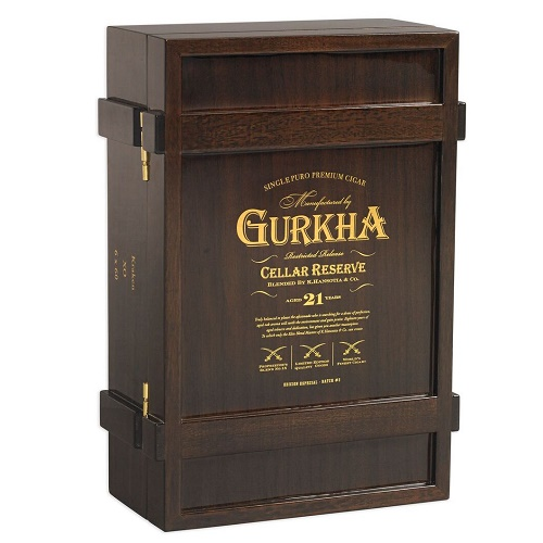 Сигара Gurkha Cellar Reserve 21 Aged  Double Robusto