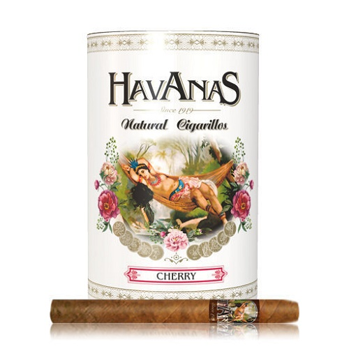 Сигариллы Havanas - Natural Leaf - Cherry