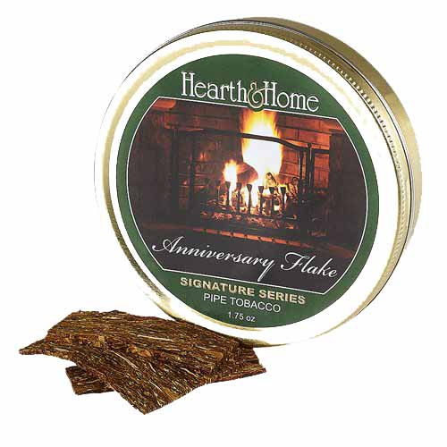 Табак для трубки Hearth & Home Signature Series Anniversary Flake - 50 гр