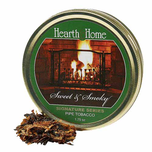 Табак для трубки Hearth & Home Signature Series Sweet & Smoky - 50 гр