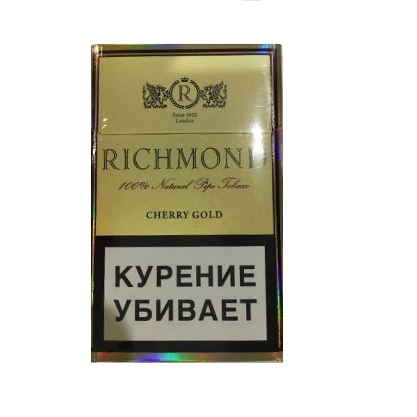 Сигареты Richmond Gold Edition (1 блок)