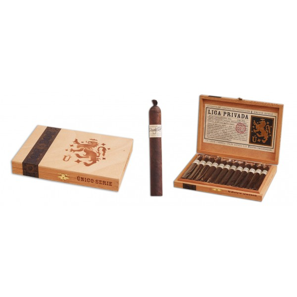 Сигары Drew Estate Liga Privada Unico Series Dirty Rat 12 шт.