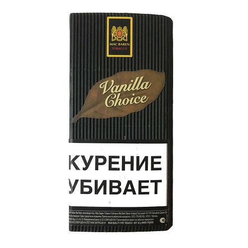 Табак для трубки Mac Baren Vanilla Choice