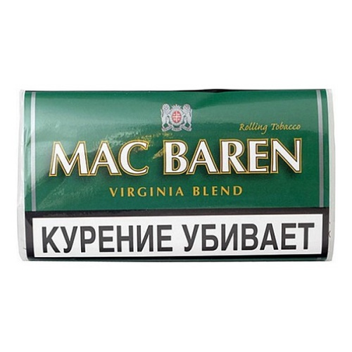 Табак для сигарет Mac Baren Virginia Blend