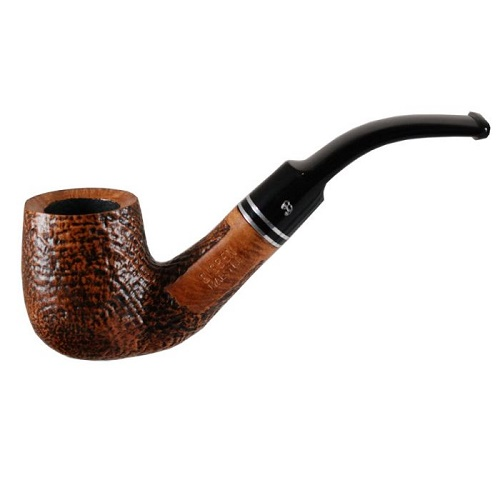 Курительная трубка Big Ben Maestro Sandgrain Billiard Bent