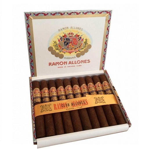 Сигары Ramon Allones Club Allones 2015 - 10 шт.