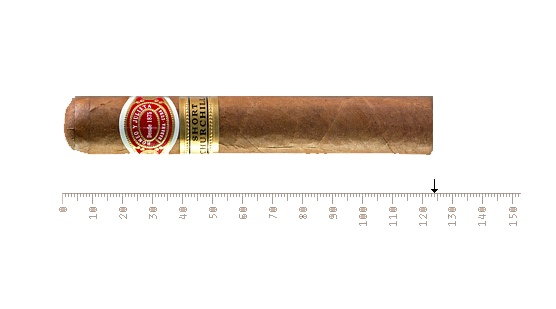 Сигара Romeo y Julieta Short Churchills