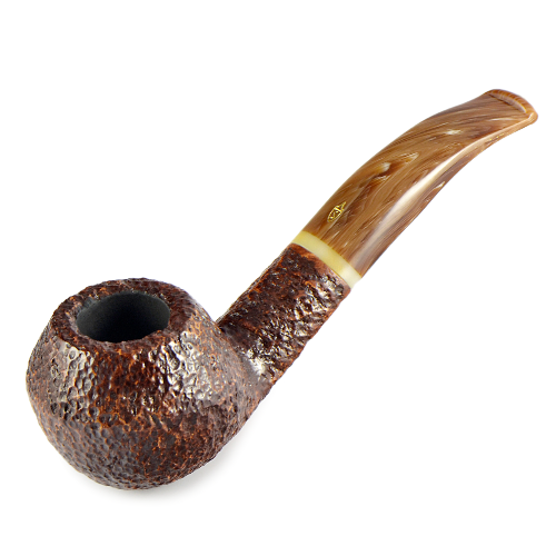 Курительная трубка Savinelli Dolomiti Rustic Light Brown 673