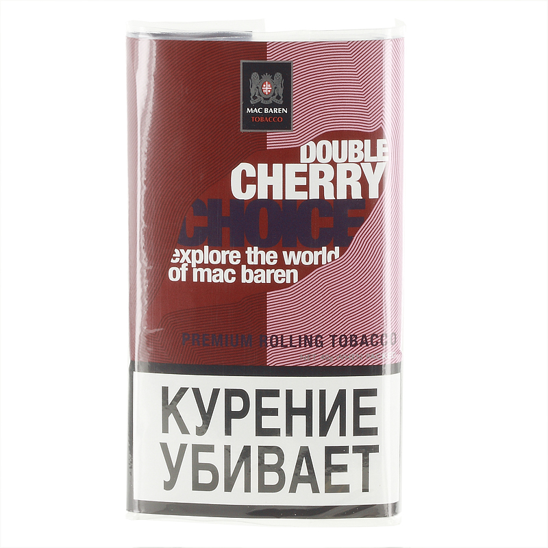 Табак для сигарет Mac Baren Double Cherry Choice