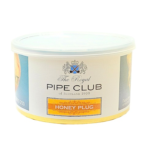 Табак для трубки The Royal Pipe Club Honey Plug - 100 гр