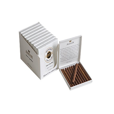 Сигариллы Ashton Cigarillos 10 шт.